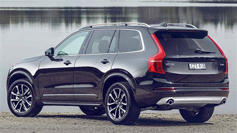 volvo xc 90 2015 2015 volvo xc90 t6 momentum review carsguide