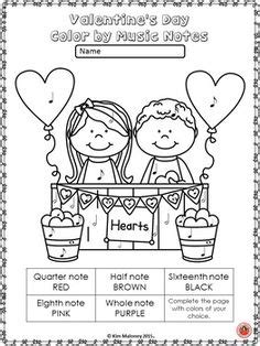 music dynamics coloring pages valentine s day color by music symbols valentines