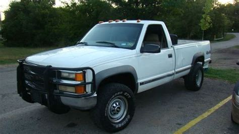 old car owners manuals 1999 chevrolet 2500 transmission control purchase new 1999 chevy 2500 lifted pickup goose neck 4x4 7 4 motor in lancaster texas united