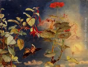 paint dream john george naish elves and fairies a midsummer night s
