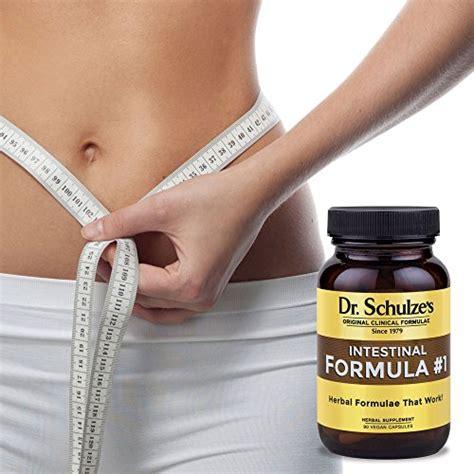 Will Dr Schulze 2 Bowel Detox Give Me Diarrhea by Dr Schulze S Intestinal Formula 1 Colon Bowel Cleanse