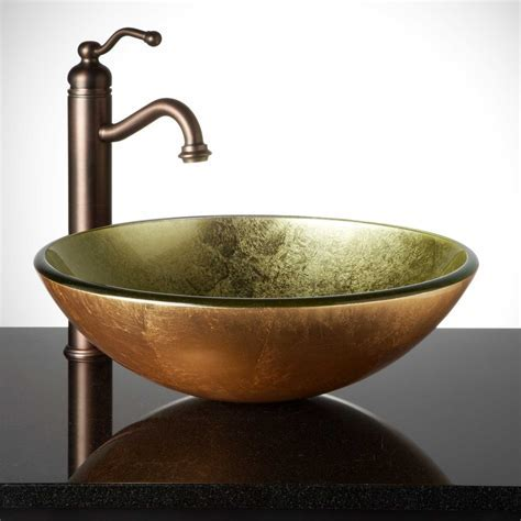Gold Sink   Signature Hardware