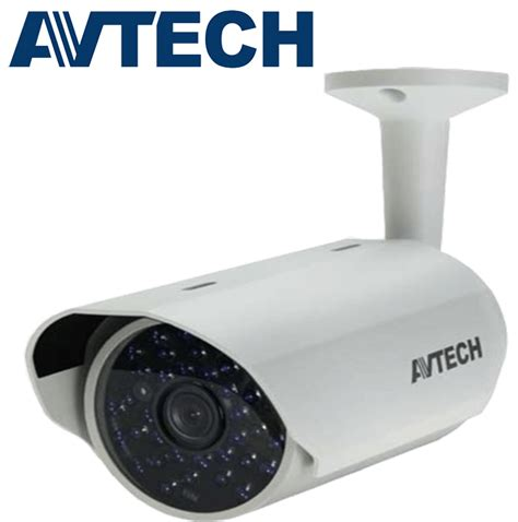 Cctv Avtech avtech dg209 bullet 187 cctv manila alarm and security system philippines