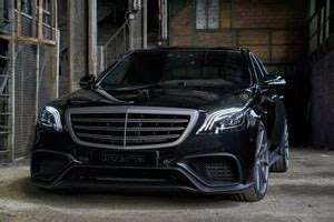 fly under the radar with the new imsa s720 mercedes amg s63!