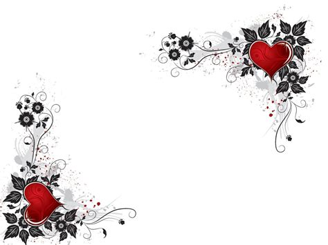powerpoint design heart red heart backgrounds wallpaper cave