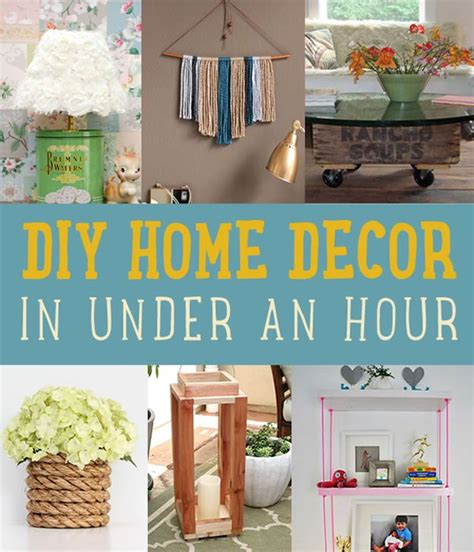easy to make home decor diy home decor crafts diy ready