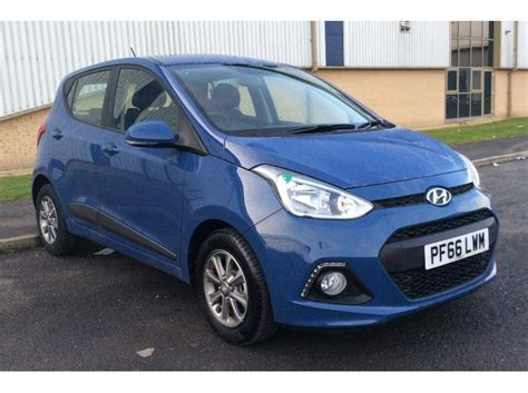 hyundai i10 5 door 2016 163 10 495 in lancashire united