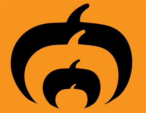 templates pumpkin blurgh the thinkgeek great geeky pumpkin template