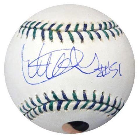 Ichiro Suzuki Autograph Ichiro Suzuki Signed Baseball Autographed Mlb Baseballs
