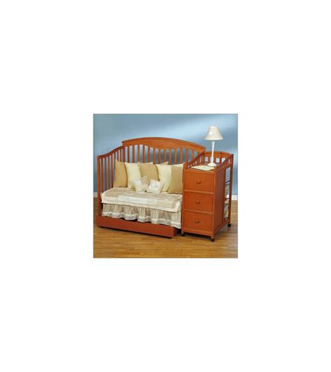 Ellis Crib N Changer Combo by Crib Into Bed Creative Ideas Of Baby Cribs