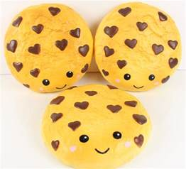 Blind Unit Chocolate Chip Cookie Squishy Sillysquishies Com