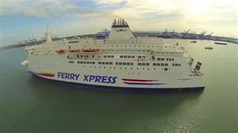 xpress boats video ferry xpress youtube