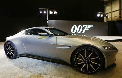 aston martin bond meet bond s car aston martin db10 from the