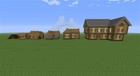 Home Design Evolution Evolution Of Minecraft Houses Minecraft