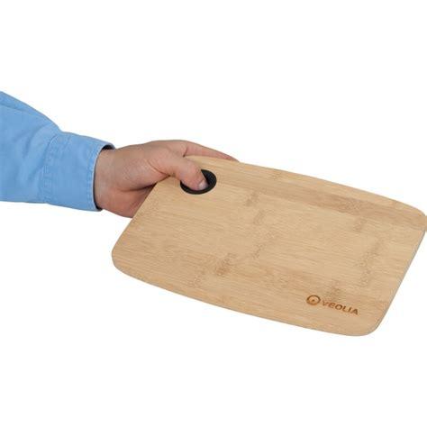 Cutting Board Silicone bamboo cutting board with silicone grip usimprints