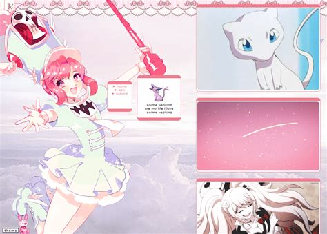 themes tumblr anime theme blog peerra anime webkinz theme by peerra previews