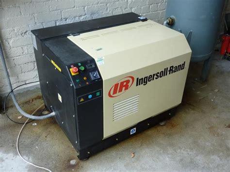 ingersoll rand ssr  compressor   air receiver