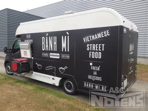 food truck design generator foodtruck a c noyens nv aanhangwagens carrosseriebouw