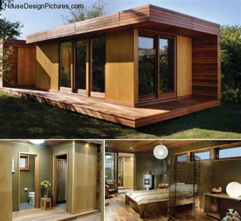 Tiny Home Designs by Modern Mini House Designs Housedesignpictures
