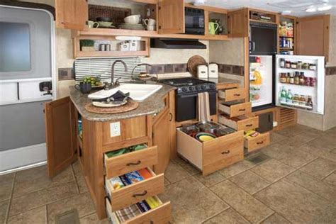 Rv Interior Storage Solutions by Roaming Times Rv News And Overviews