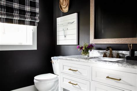 hgtv dream home 2019 powder room pictures hgtv dream