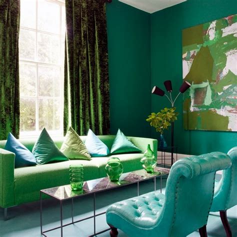 Green Decorating Idea green emerald decoration ideas
