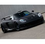 Gemballa Mirage GT Black Cars  Car Twet