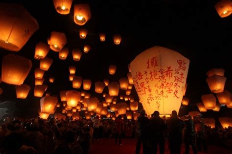 when is new year lantern festival pingxi sky lantern festival a real treat to the
