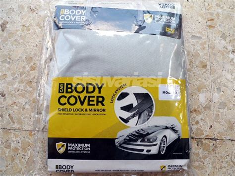 Promo Cover Sarung Mobil All New Avanza Polyesther Waterproof P jual beli cover atau sarung mobil all new avanza