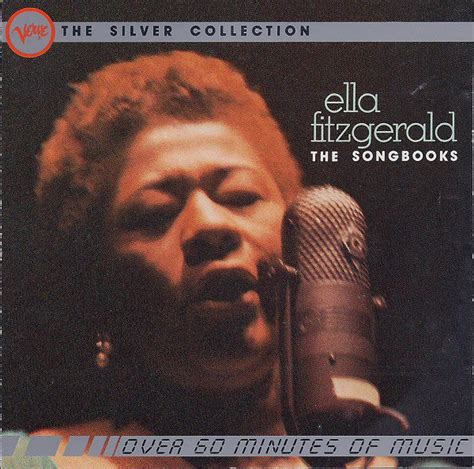 song ella fitzgerald ella fitzgerald the songbooks cd at discogs