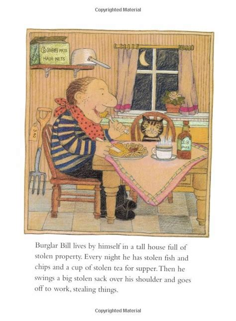 burglar bill picture puffin 32 best brilliant books for children images on baby books book collection and