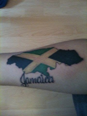 jamaica tattoo jamaica island www pixshark images