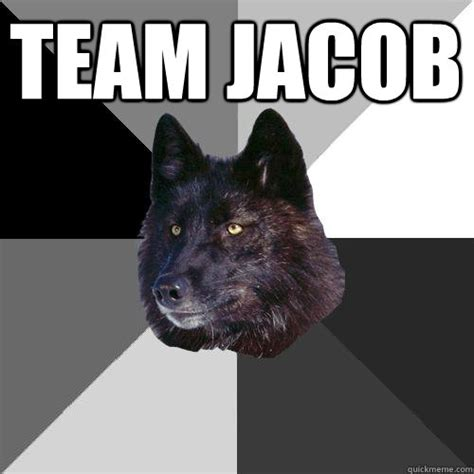Jacob Meme - team jacob meme