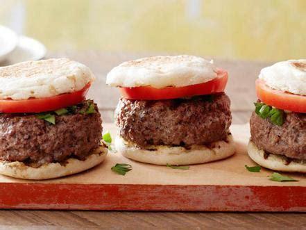 Ultimate Backyard Burger Best Burger Recipes Food Network Hamburger And