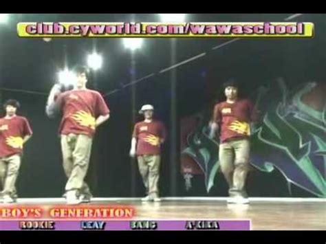 tutorial dance snsd genie wawaschool genie tell me your wish snsd dance steps