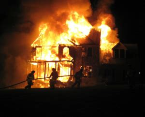 how does stored ammunition react in a house fire? heels