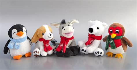 christmas soft toys care fundraising supplies