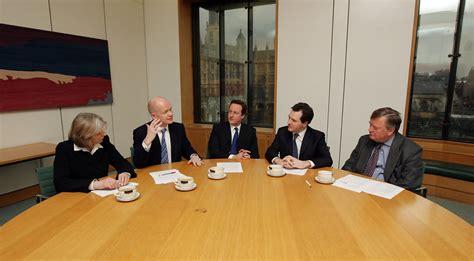 conservative front bench theresa may photos photos david cameron introduces his