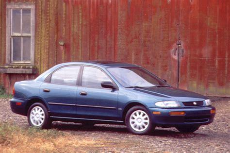 best car repair manuals 1995 mazda protege auto manual 1995 98 mazda protege consumer guide auto