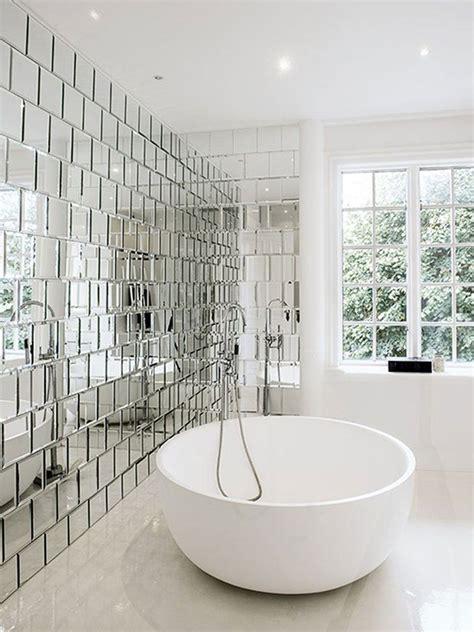 piastrelle specchio arredare la casa con le piastrelle a specchio grazia