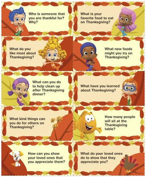 printable thanksgiving conversation cards thanksgiving coloring pages