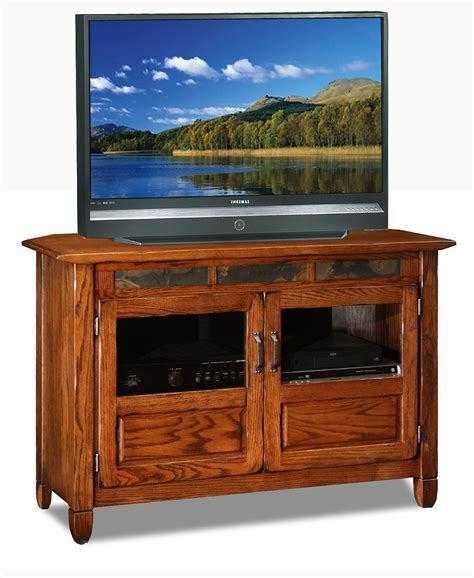 distressed corner tv cabinet leick riley holliday 46 quot tv stand tall distressed rustic