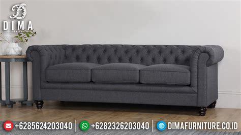 Sofa Jepara Terbaru set sofa tamu minimalis mewah jepara fabric canvas terbaru