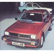 Triumph  Acclaim 1981 1984