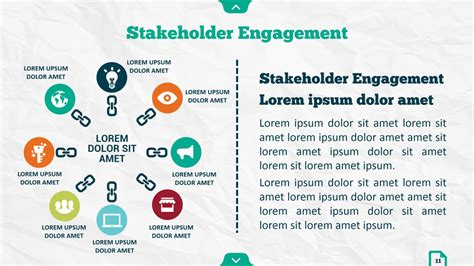 stakeholder engagement template infographic seo keynote v 02 by kh2838 graphicriver