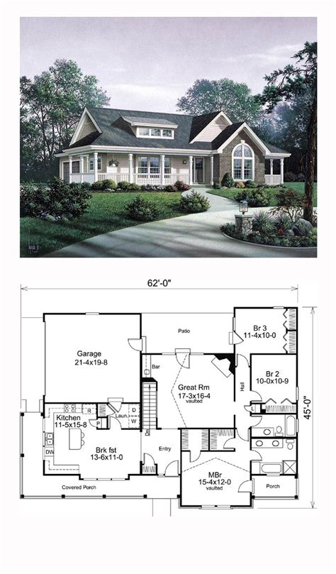 best ranch home plans 66 best ranch style home plans images on pinterest ranch