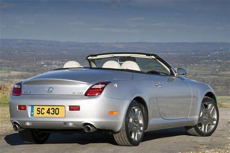 lexus car 2001 car review 208565 lexus sc 430 2001 2009