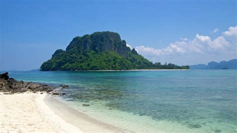 chicken island and tub island in krabi a day trip travel blog about southeast asia home is