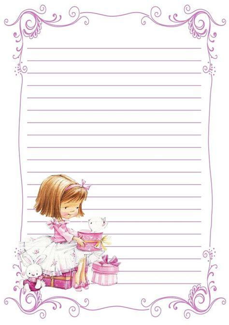 Modèles De Papier à Lettre Gratuit Papiers A Lettre Page 3