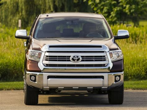 toyota official toyota tundra rust recall official autoevolution